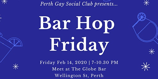Friday Bar Hop