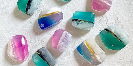 Gemstone Soap Making Class tickets