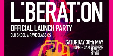 Liberation Presents - Dream Frequency & Awesome 3 Three Hour B2B DJ Set tickets