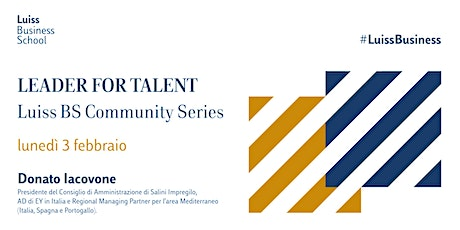 Leader for Talent - Luiss Business School Community biglietti