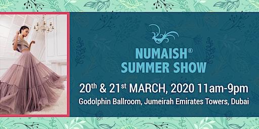 NUMAISH Summer Show 2020