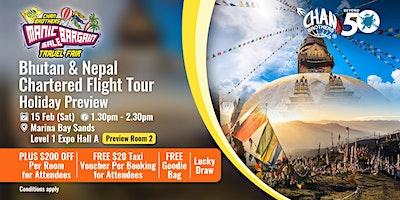 Bhutan & Nepal Chartered Flight Tour Holiday Preview