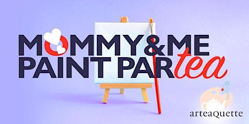 Mommy & Me Paint Partea