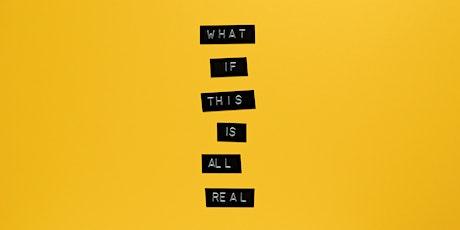 What if. Un gioco per speculare sul futuro delle città nell'era dell'AI.  biglietti