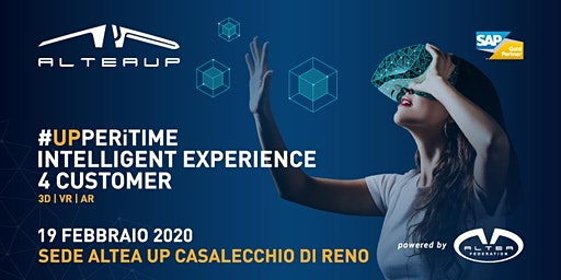 UPPERiTIME Intelligent Experience 4 Customer