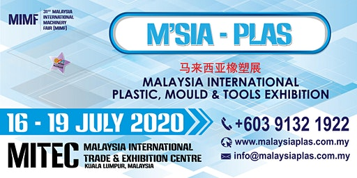 Malaysia International Plastic, Mould & Tools Exhibition