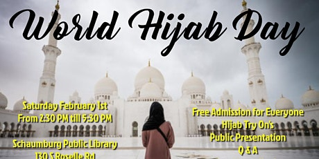 World Hijab Day tickets