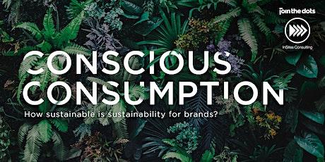 INSPIRATION SESSION: Conscious Consumption boletos