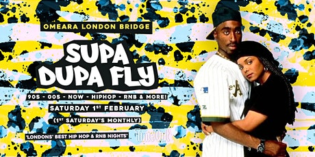 Supa Dupa Fly x Omeara tickets