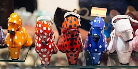 I Feria Outlet y Stock de Moda Flamenca en las Setas entradas