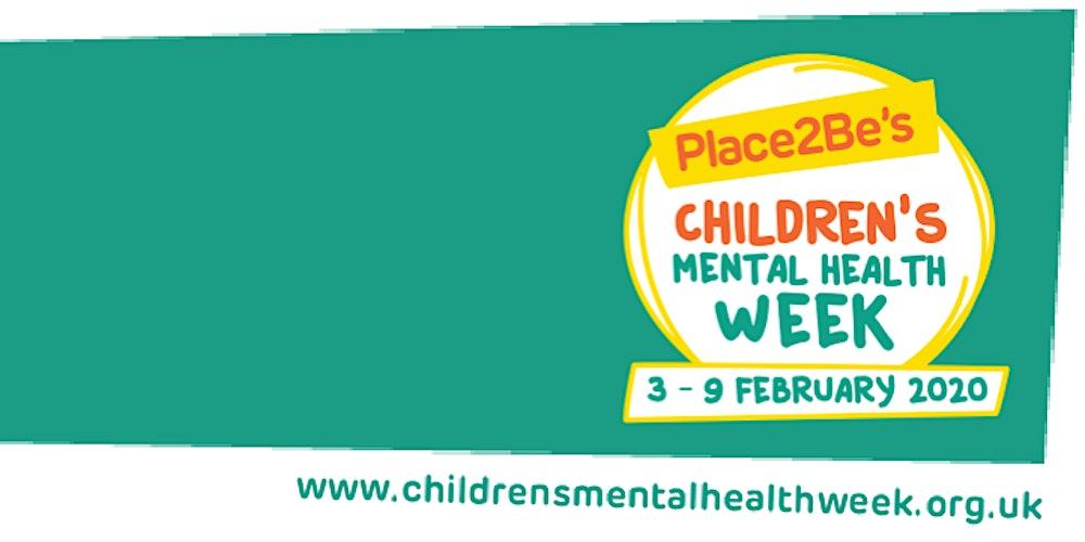 Image result for childrens mental health week