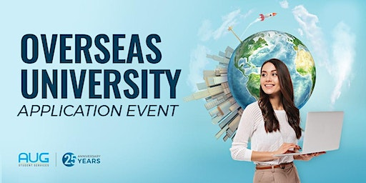 Overseas University Application Fair 2020