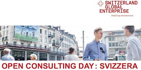 Open Consulting Day: Svizzera biglietti