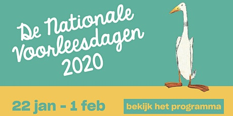Nationale Voorleesdagen tickets