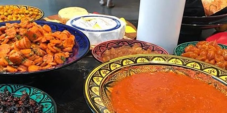 Moroccan Cooking Class With Lilian tickets