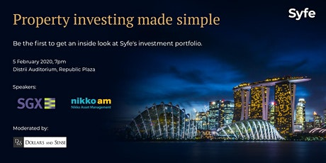Property Investing Made Simple tickets