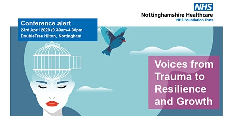 Voices from Trauma to  Resilience  and Growth tickets