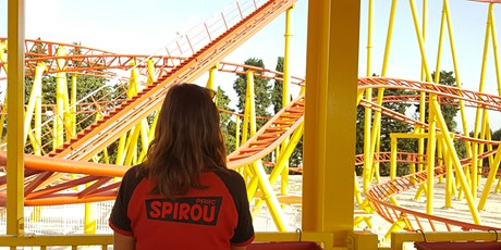 Job Dating au Parc Spirou billets
