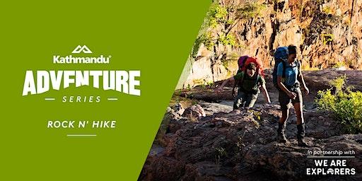 Adventure Series: Rock n' Hike // MELB