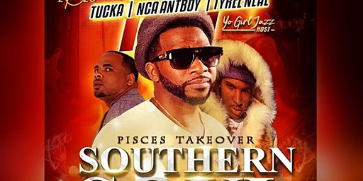 TNT Southern Soul Turn Up
