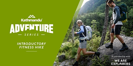 Adventure Series: Introductory Fitness Hike // QLD tickets
