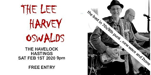 The Lee Harvey Oswalds