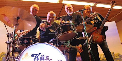 "KÄS änd ROLL live auf dem ""Berg"" - Starkbier-Fest in Kempten-Lenzfried!"