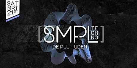 SMPL tickets