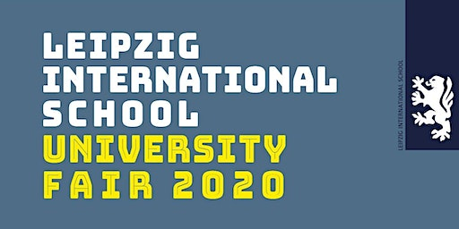Leipzig International School University and Careers Fair 2020