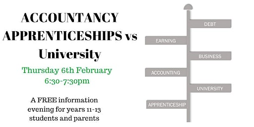Accountancy Apprenticeships vs University
