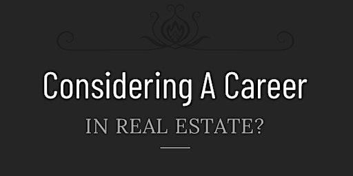 Real Estate Pre-License Classes