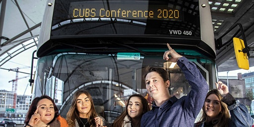 """CUBS Conference 2020 """" Future-proofing business"""" Get on board"""