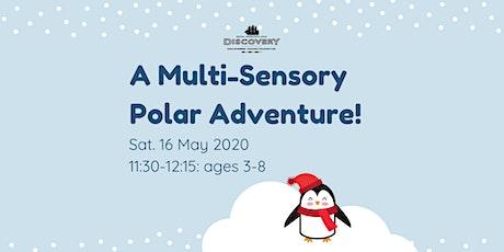 A Multi-sensory Polar Adventure! tickets