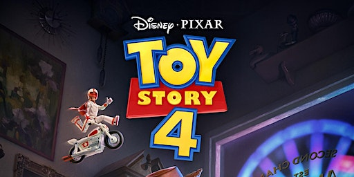 Community Cinema - Toy Story 4