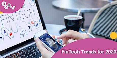 FinTech Trends for 2020 tickets