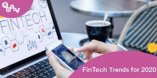 FinTech Trends for 2020