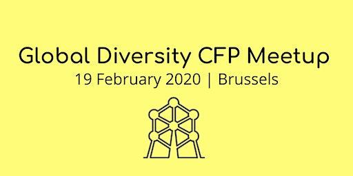 Global Diversity CFP | Meetup