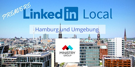 LinkedIn Local Hamburg Premiere tickets