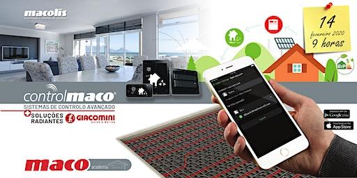 ControlMaco® Sistemas de Controlo Avançado c/ Soluções Radiantes Giacomini®
