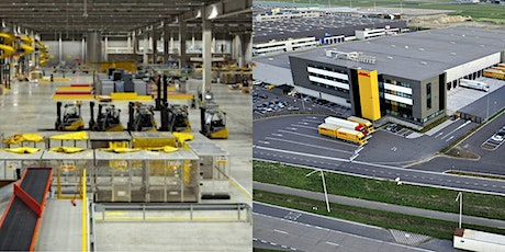 Experience Day: DHL Hub (fr) billets