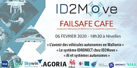 FailSafe Café - 06 février 2020 billets