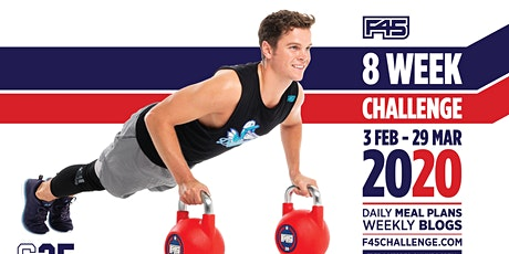 F45 Goulburn 8-week Challenge Info session tickets