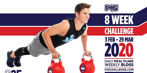F45 Goulburn 8-week Challenge Info session