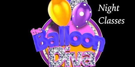Night Classes at Balloon Diva University (BDU6) tickets