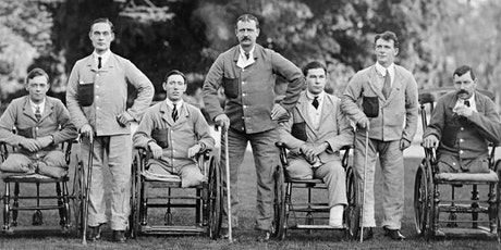 In the First World War, over 41,000 British servicemen lost limbs. What is their legacy? tickets