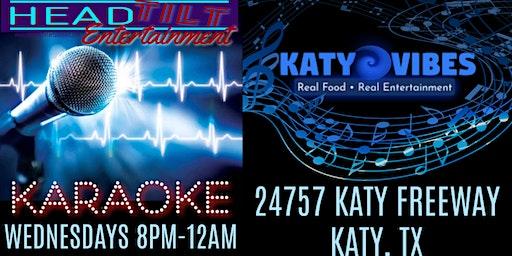 Karaoke at Katy Vibes - Katy, TX