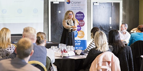 Croner HR & Employment Law Seminar - C10783 tickets