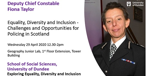 Equality, Diversity and Inclusion - Challenges and Opportunities for Policing in Scotland