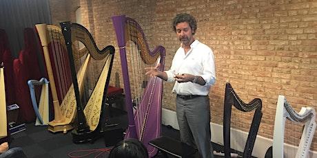 Camac Harps Workshop tickets