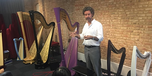 Camac Harps Workshop